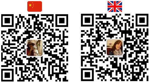 spark WeChat QR Codes